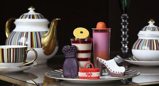 Fashion tea at 5: A perfect British afternoon | Il tè del ...