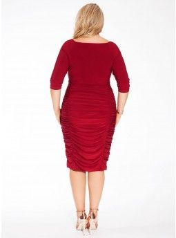 Elegant Plus Size Evening and Cocktail Dresses & Gowns for Holidays | IGIGI