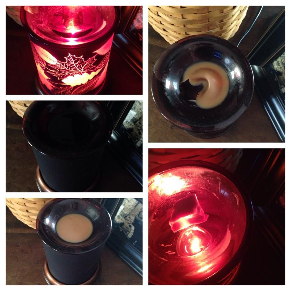 How to change scentsy wax without making a mess scentsy