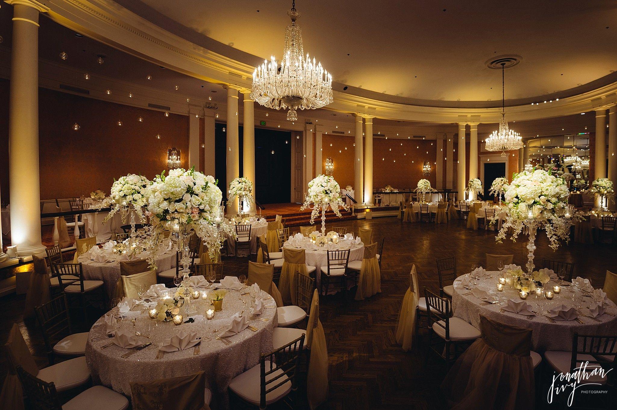 Houston Country Club Wedding by Cheap wedding venues