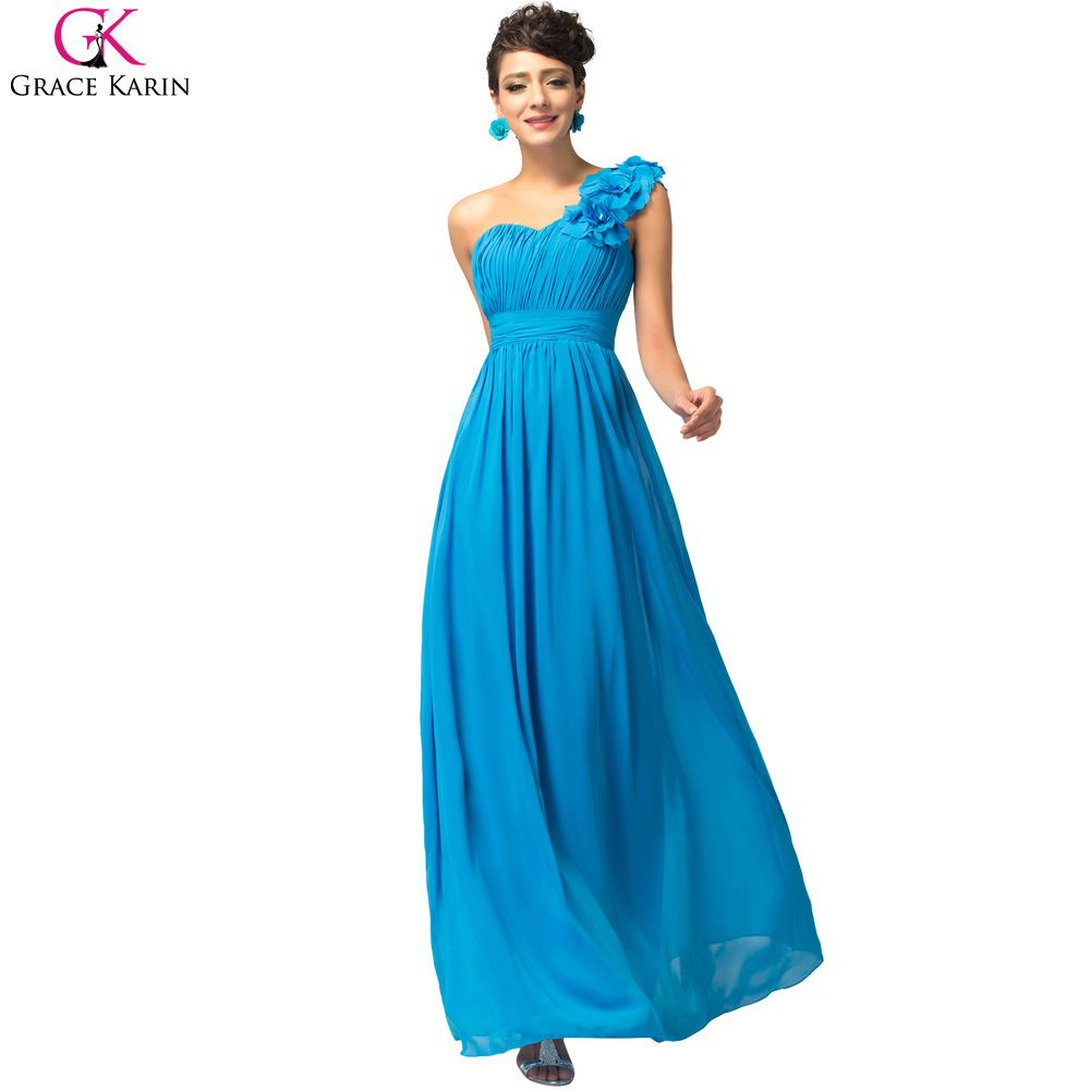 Click to buy ucuc grace karin blue champagne red pink purple cheap