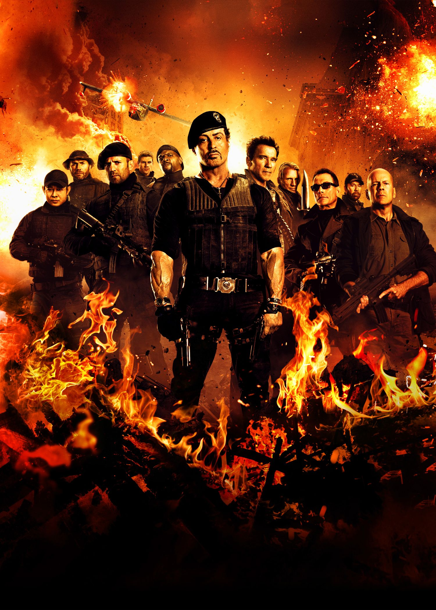 The Expendables 2 2012 The Expendables Claude Van Damme Gute Filme