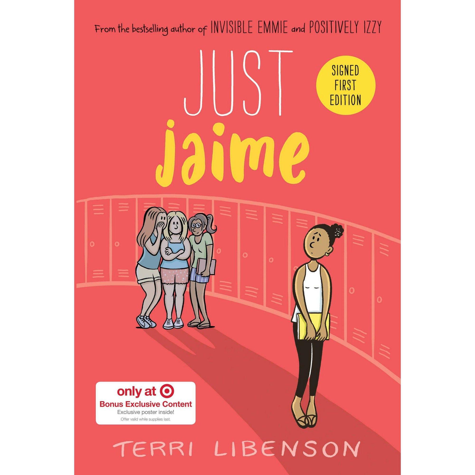 Just Jaime By Terri Libenson Paperback Target Exclusive Kids