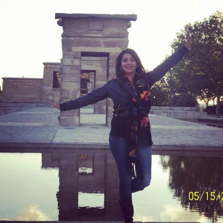 Templo de Debod-Madrid
