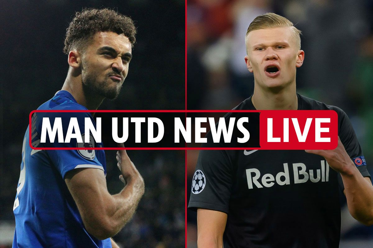 4pm Man Utd Transfer News Live Calvert Lewin 50m Bid Lined Up Pogba Set For Arsenal Return Haaland Could Join Later Transfer News Transfer Window Man Utd News