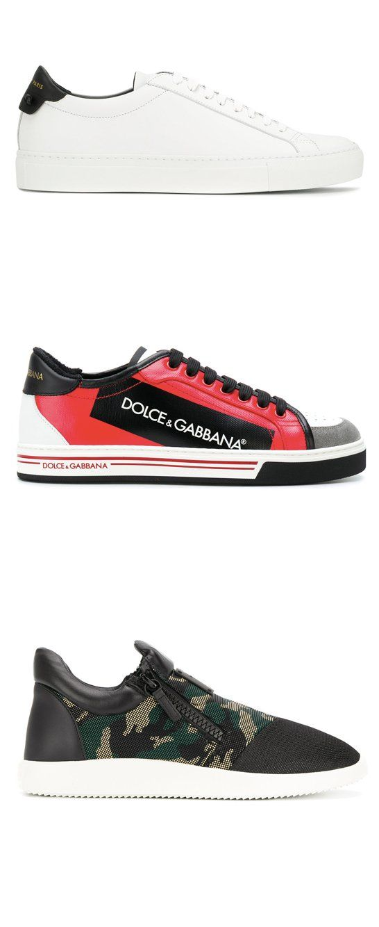 598d9e016e39 Get your kicks and explore new season trainers at Farfetch.com Gucci Ace  Sneakers