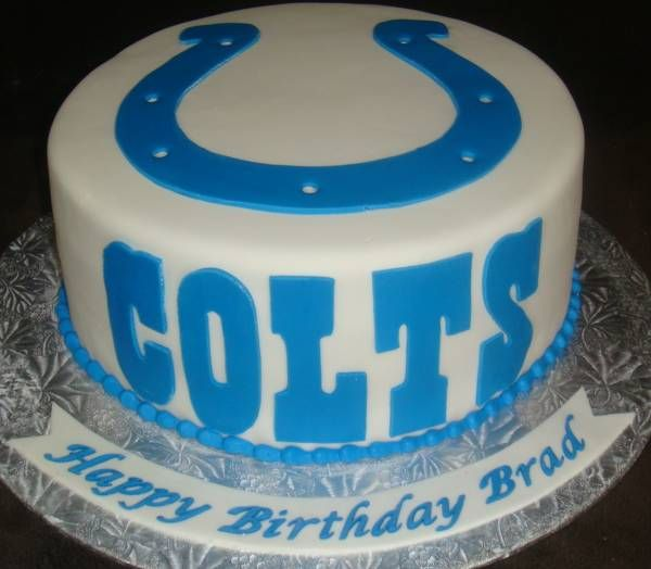 colts birthday cakes Touch Of Cake Our Cakes Cakes that I
