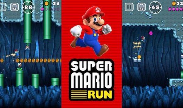 La evolución de Super Mario Run