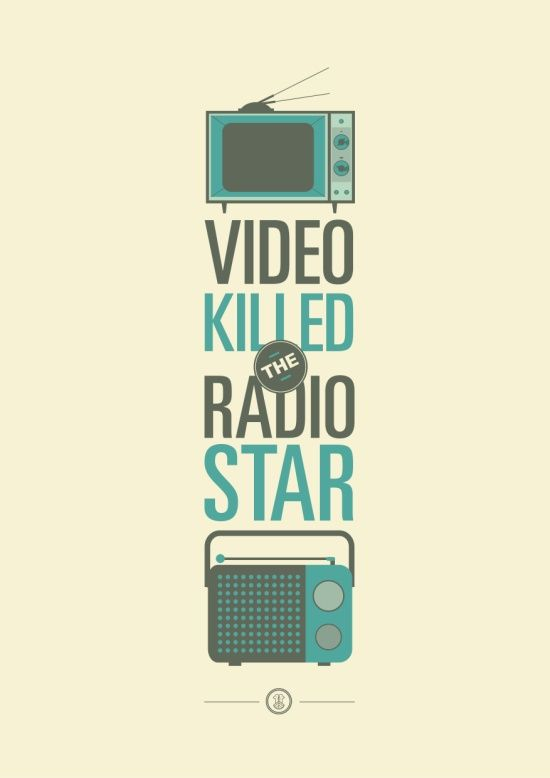 Video Killed The Radio Star By The Buggles Music Lyrics Music Quotes Lyrics