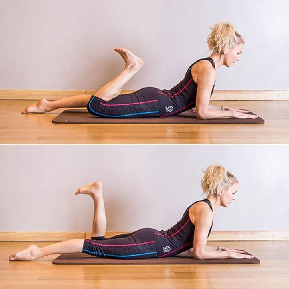 Exercices Pilates : des exercices de pilates pour débutants - Doctissimo