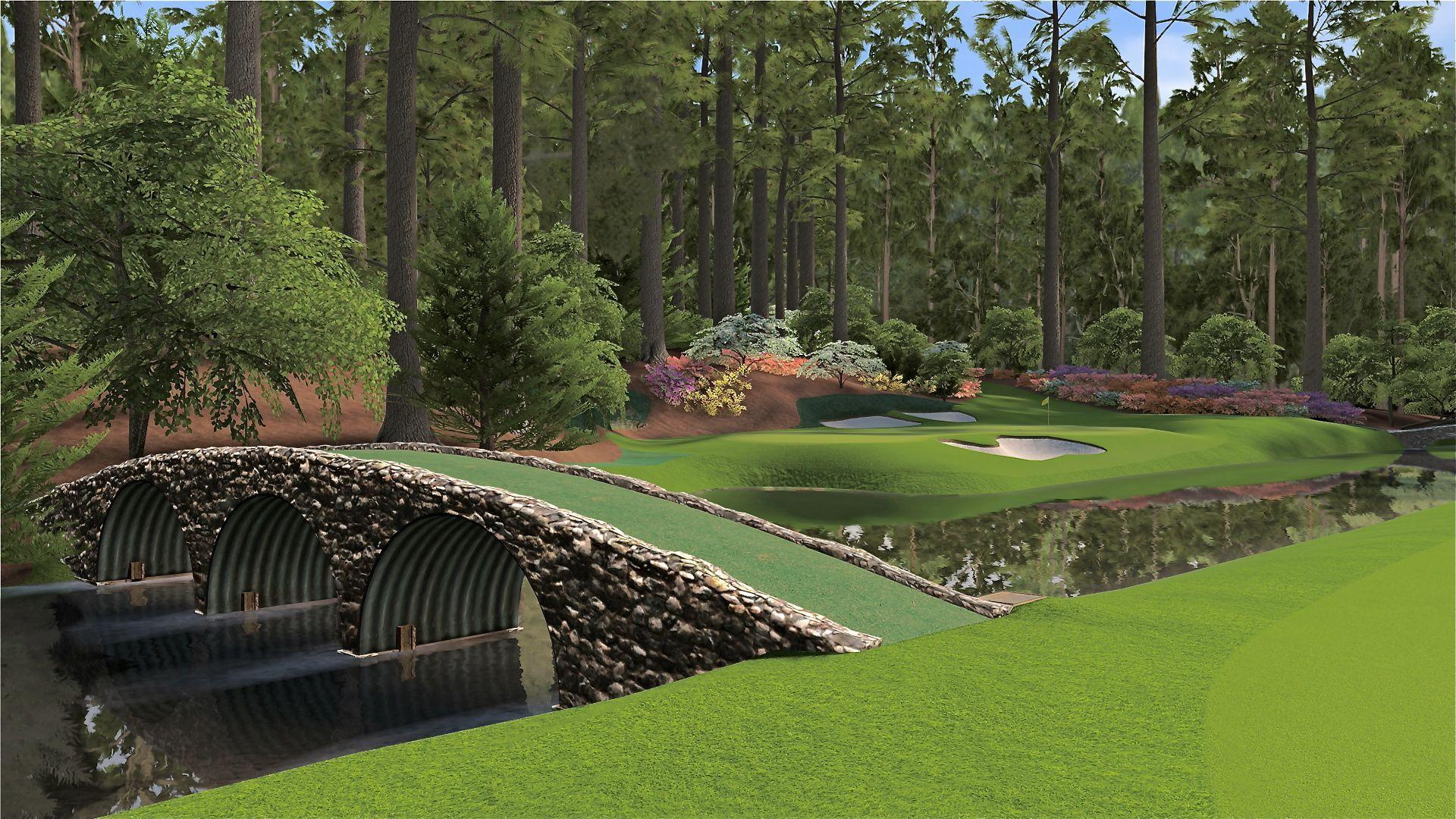 2013 Masters Augusta National GC Augusta national golf