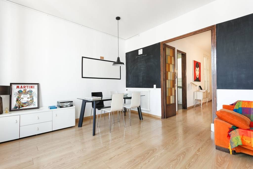 Large flat in the center (Eixample) Apartamentos en