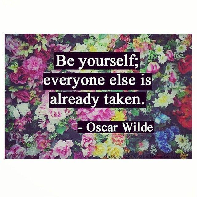 #regram #reblog #tumblr #inspiration #oscarwilde #truth #mantra #bestoftheday #instadaily #instago #happy #love