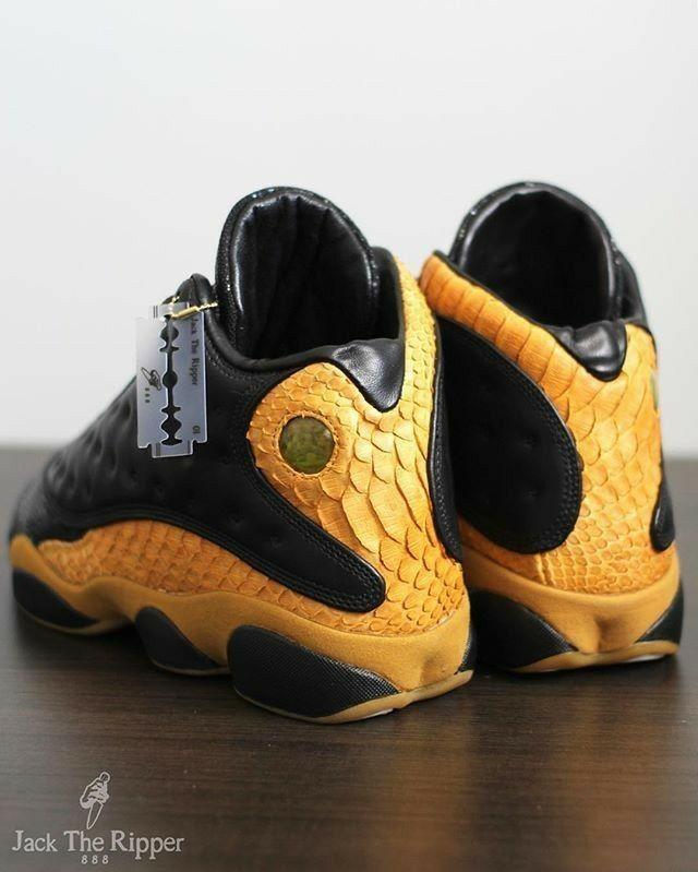 41658e3c7ab Croc Skin Jordans