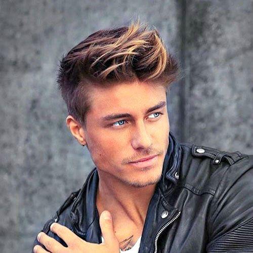 Top 23 Frat Haircuts Best Hairstyles For Men Fine Hair Men