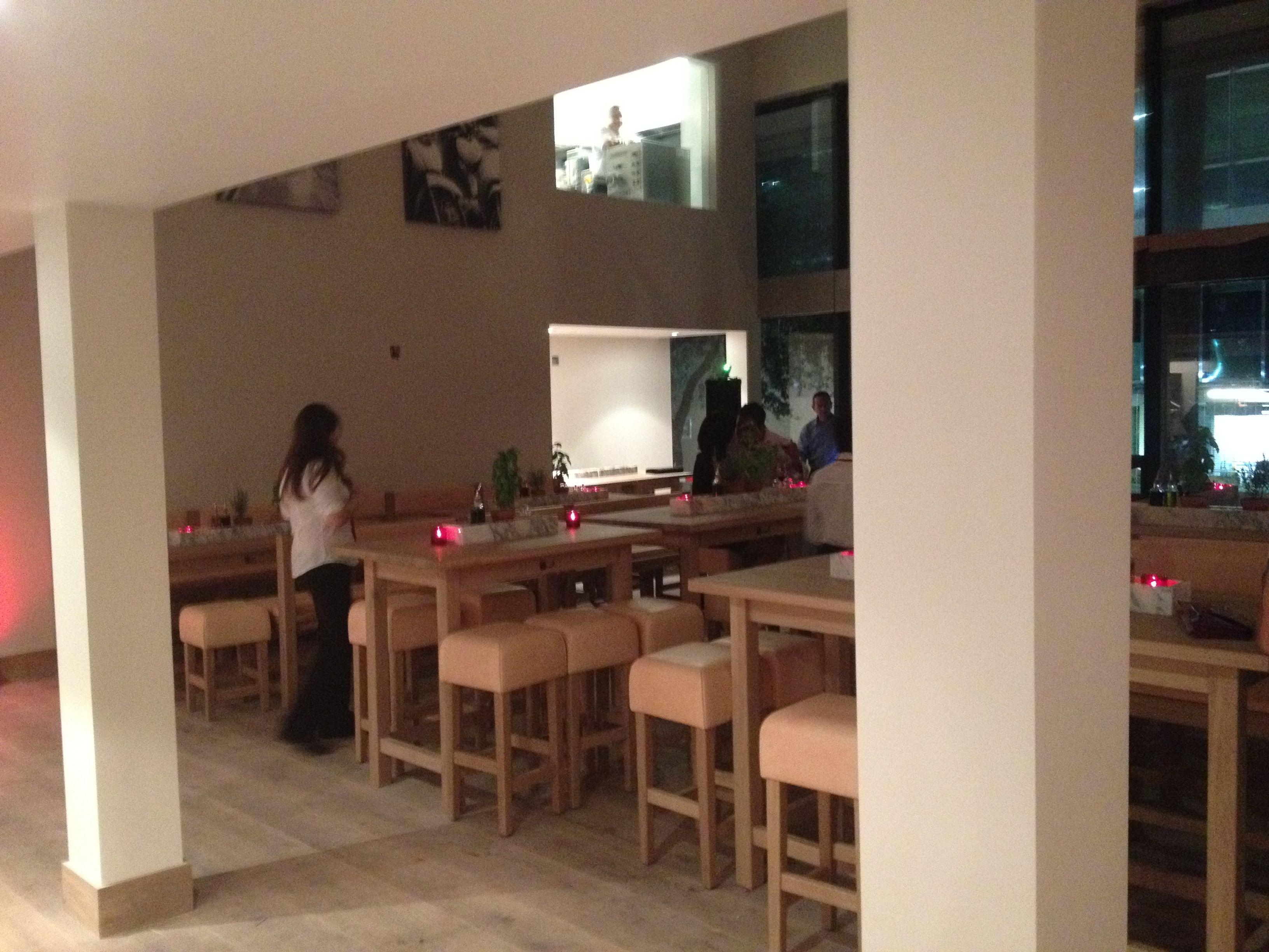 Miami, FL Interior dining area Restaurant interior