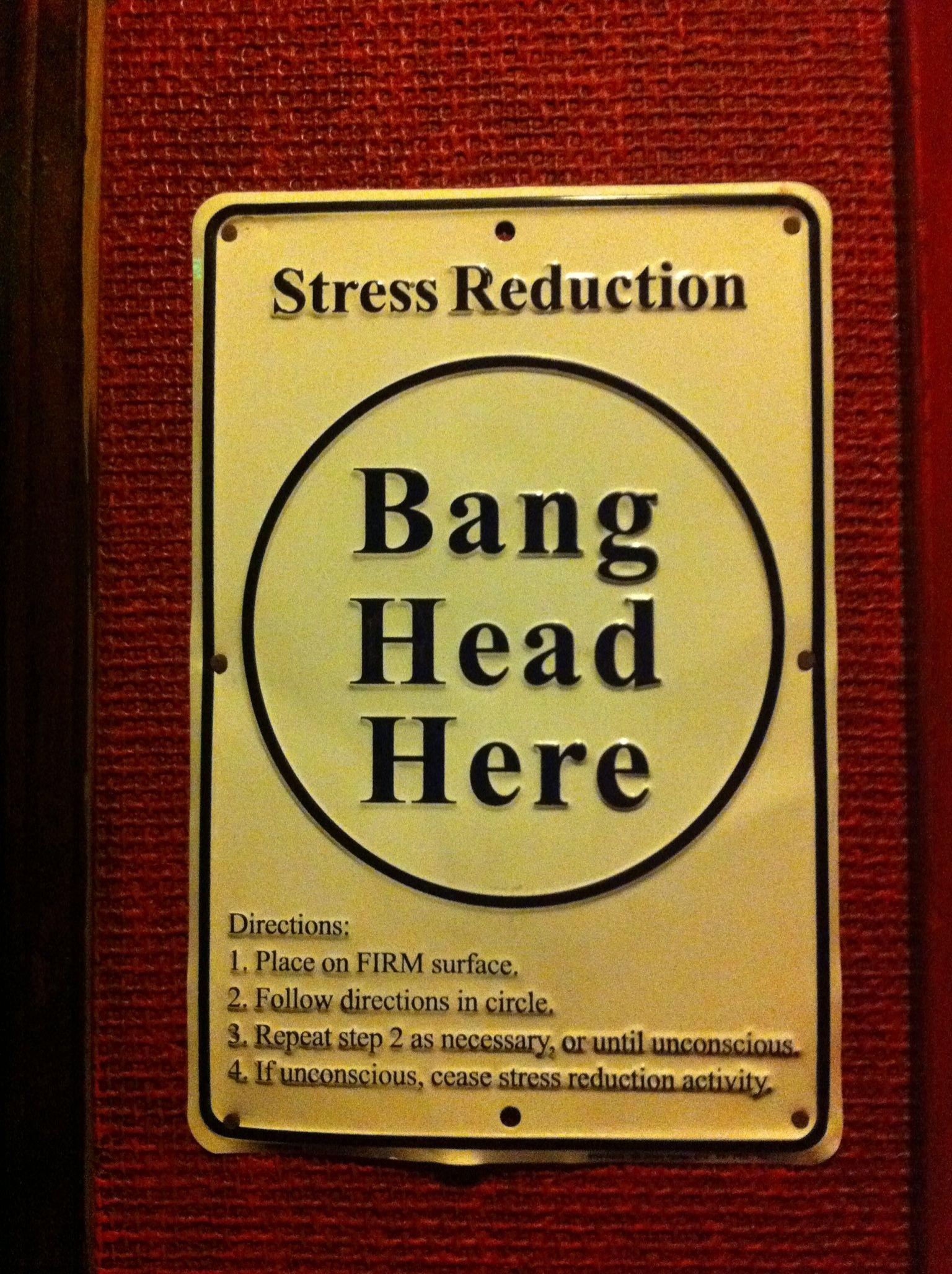 Stress Reducer