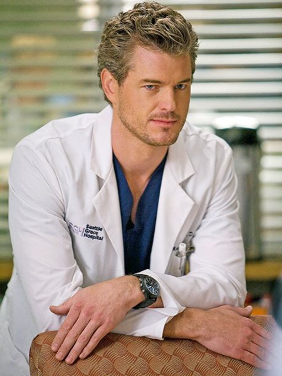 Image result for eric dane grey's anatomy