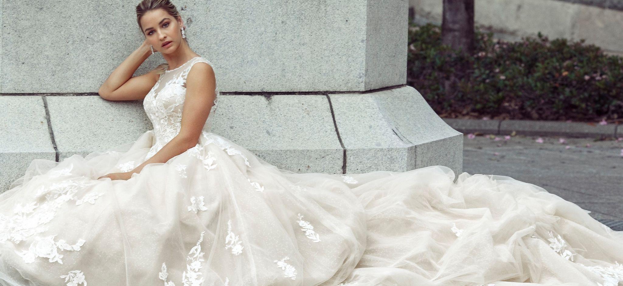 Pin By Annora On Popular Wedding Dress Designer Wedding Dresses