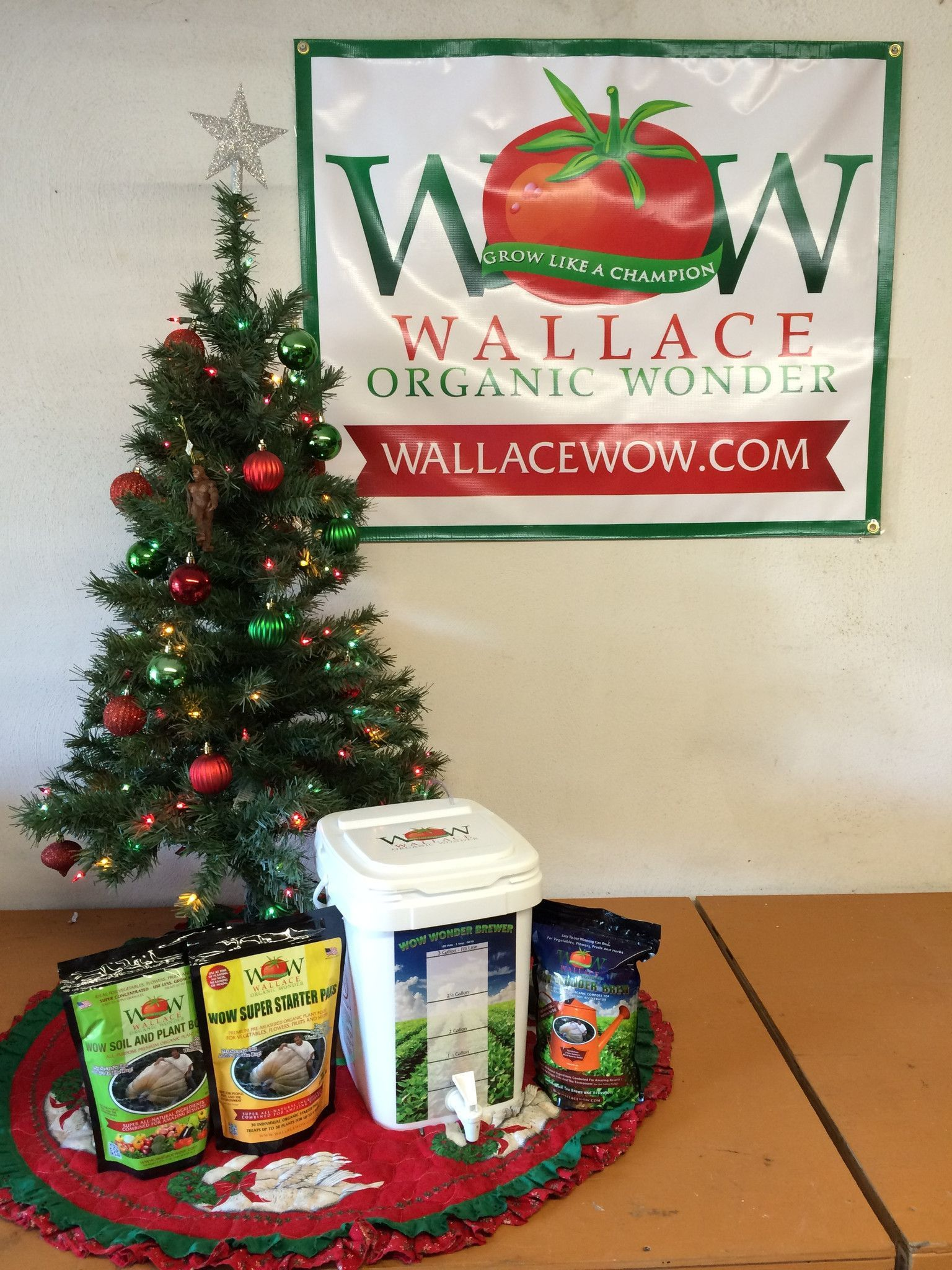 WOW Ultimate Gift Set – Wallace Organic Wonder