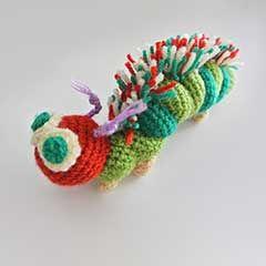 24f8cbdda Lots of Amigurumi Patterns, including the Very Hungry Caterpillar ...