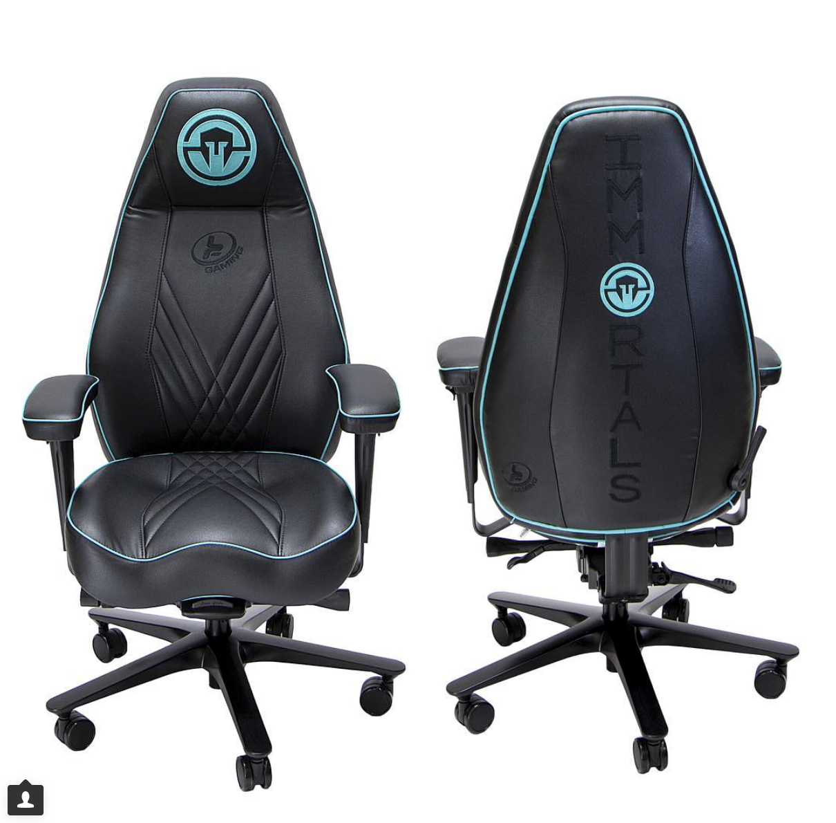 Cool Immortals Gg Custom Lf Gaming Stealth Chair Influencers Spiritservingveterans Wood Chair Design Ideas Spiritservingveteransorg