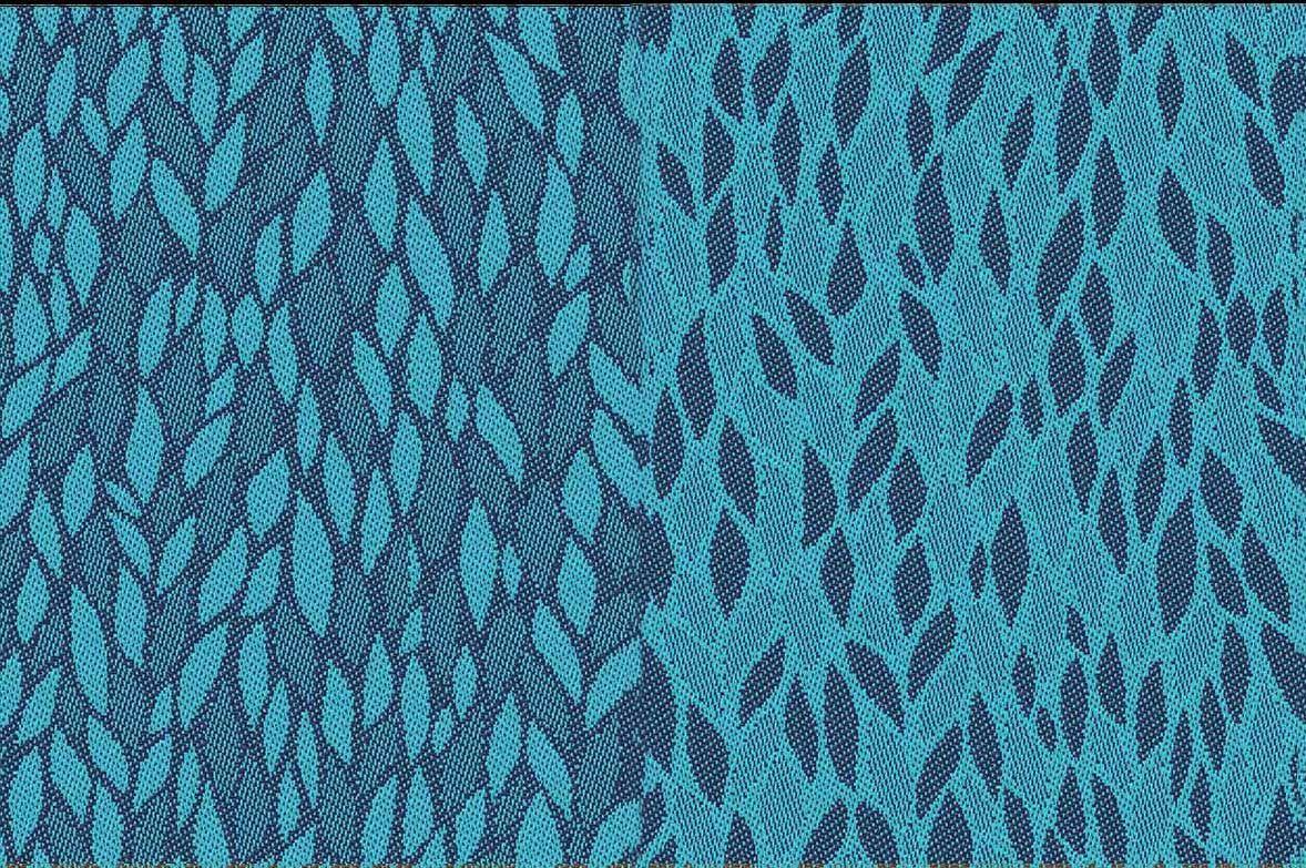 Nona Woven Wraps Imagine Deep Sea 100% cotton, 280gr/m2 release March 12, 2016