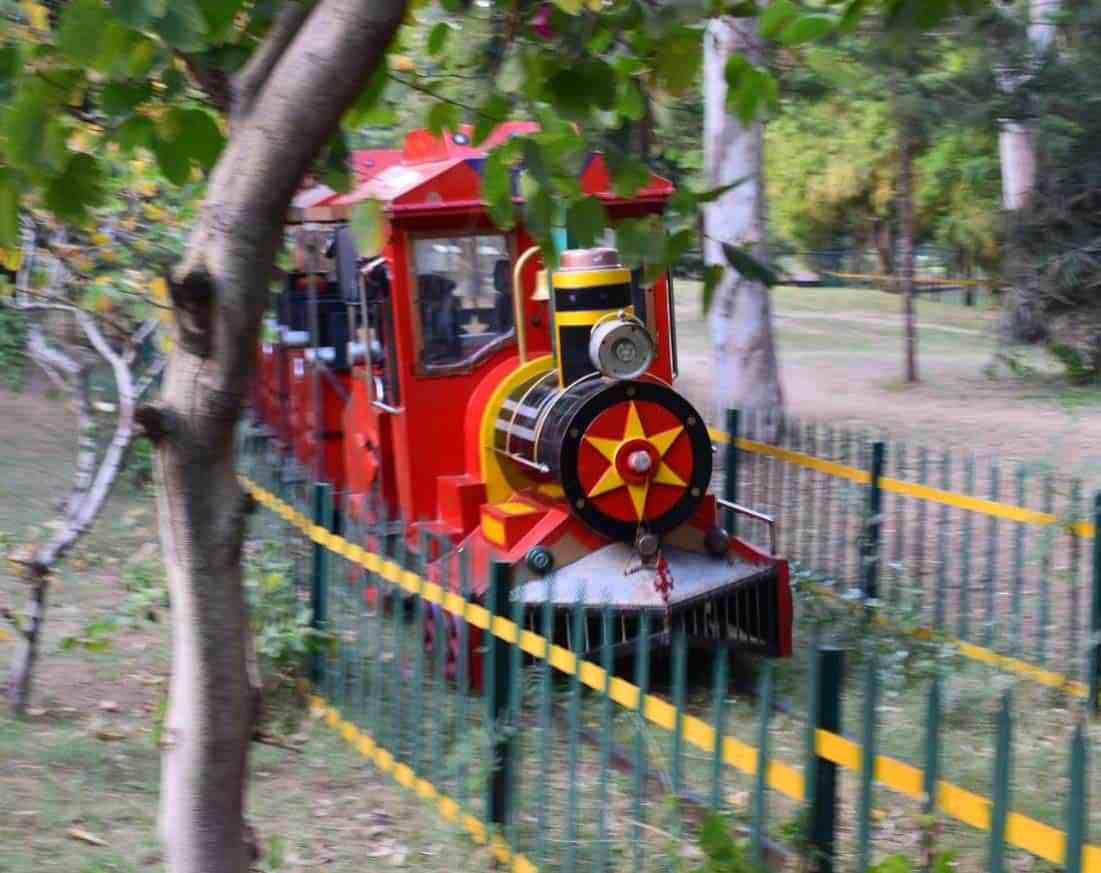Nehru Garden Jaipur Bal Udyan Boating Train Ride With Images