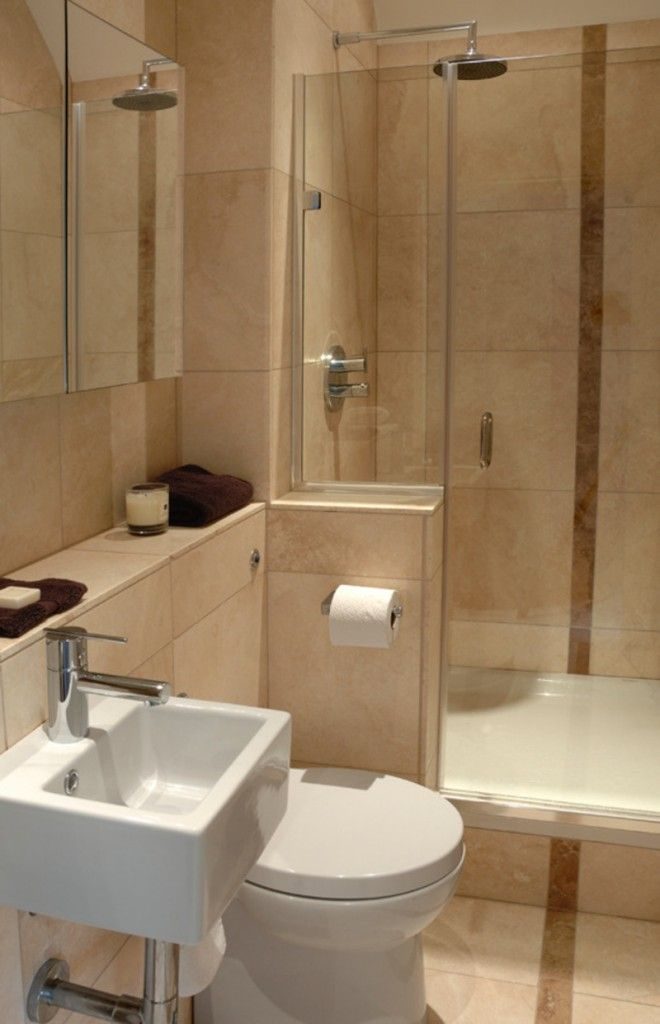 Toilet Next To Shower Stall Rain Shower Head Small Space