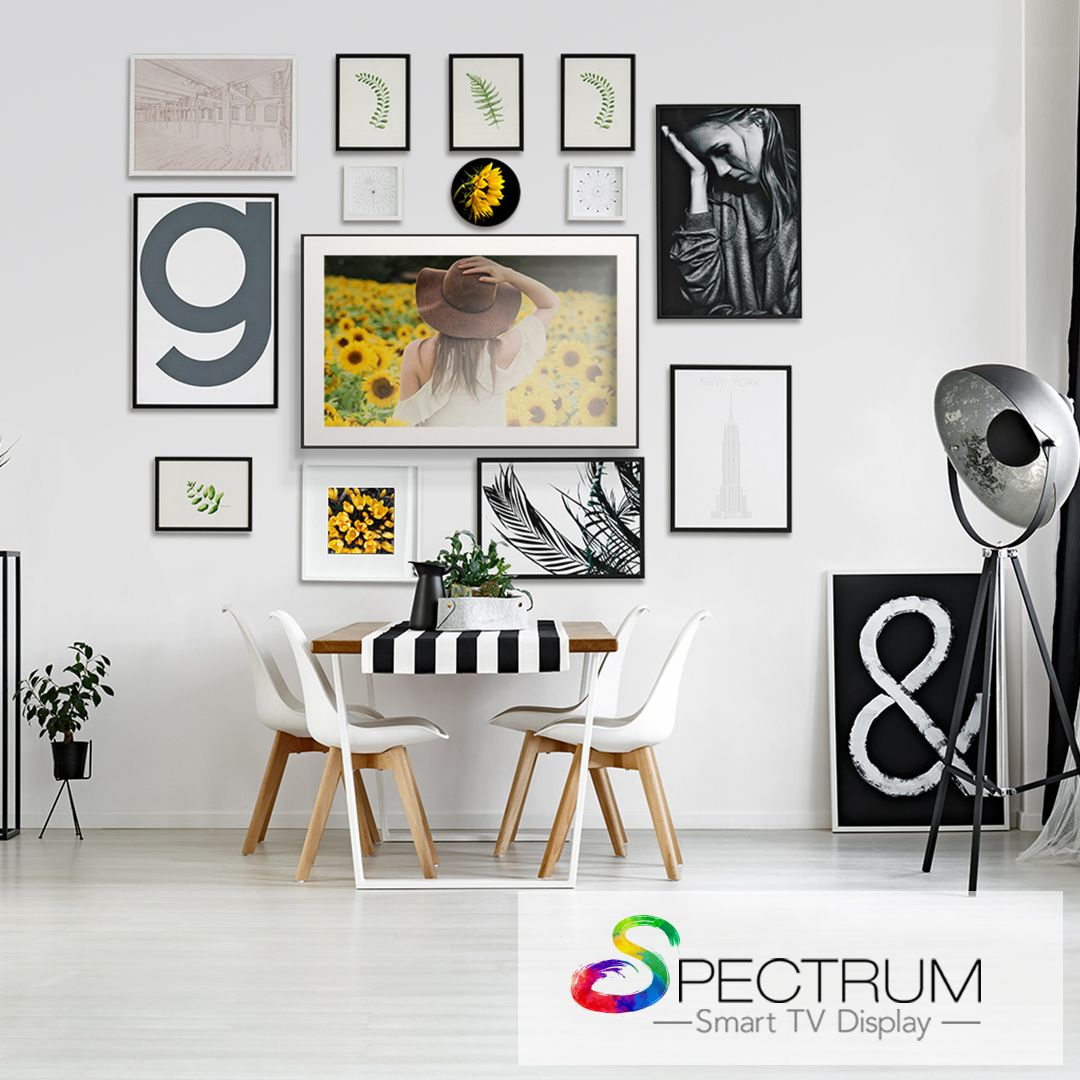 Exterior Walldesign Ideas: Spectrum Smart TV Display (With Images)