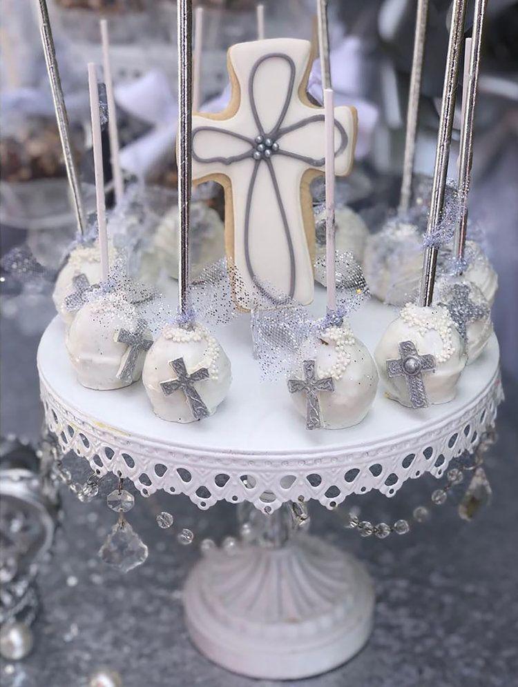 Chandelier round cake stands set of 3 pedestal base