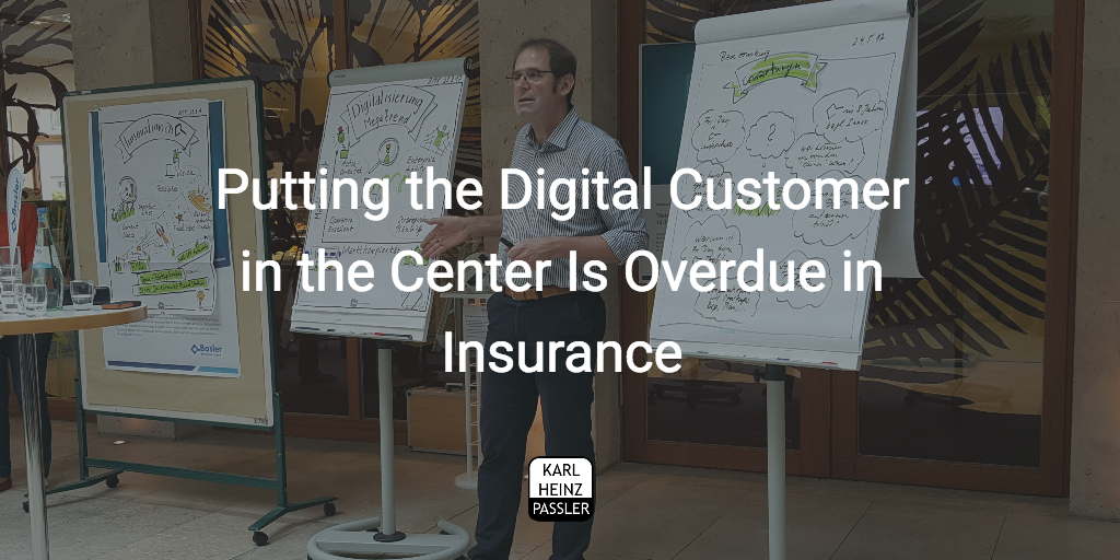 Putting the Digital Customer First Is Overdue in Insurance