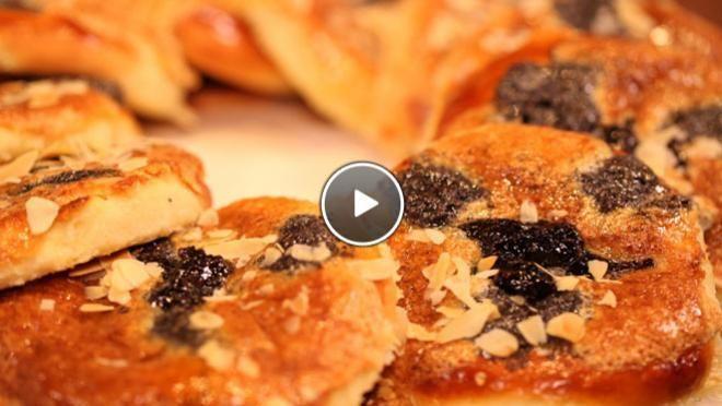 Rudolph's Bakery   Bohemish Kolatschen Czech Recipe