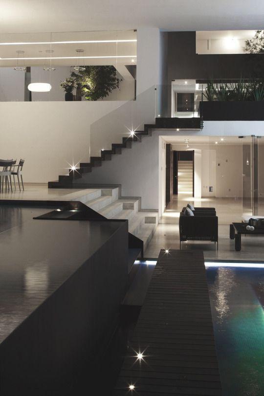 casa del agua by almaz n y arquitectos boho pinterest haus wohnen und innenarchitektur. Black Bedroom Furniture Sets. Home Design Ideas