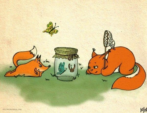 белки карикатуры: 23 тыс изображений найдено в Яндекс ...