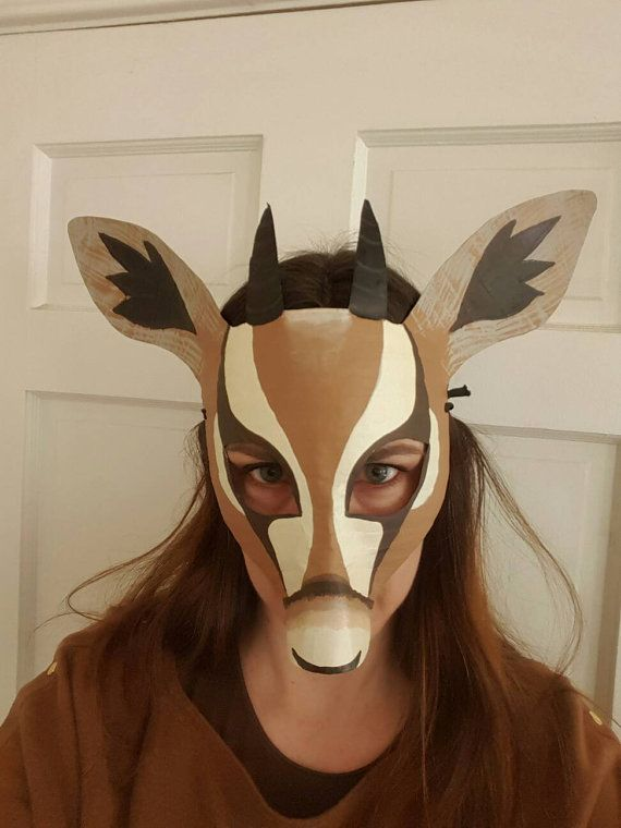 masque gazelle