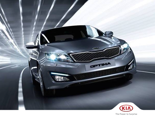 Who S Got That Tunnel Vision For The Optima Http Bit Ly Kiatestdrive
