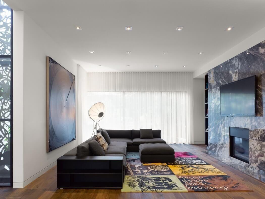 the aldo house by prototype design lab homeadore rooms rh pinterest com