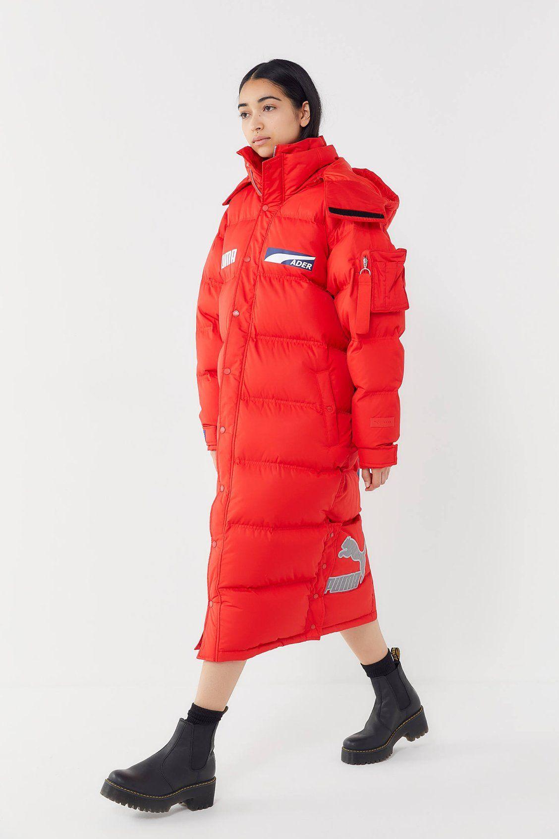 Puma X Ader Error Long Puffer Jacket Long Puffer Long Puffer Jacket Jackets [ 1692 x 1128 Pixel ]