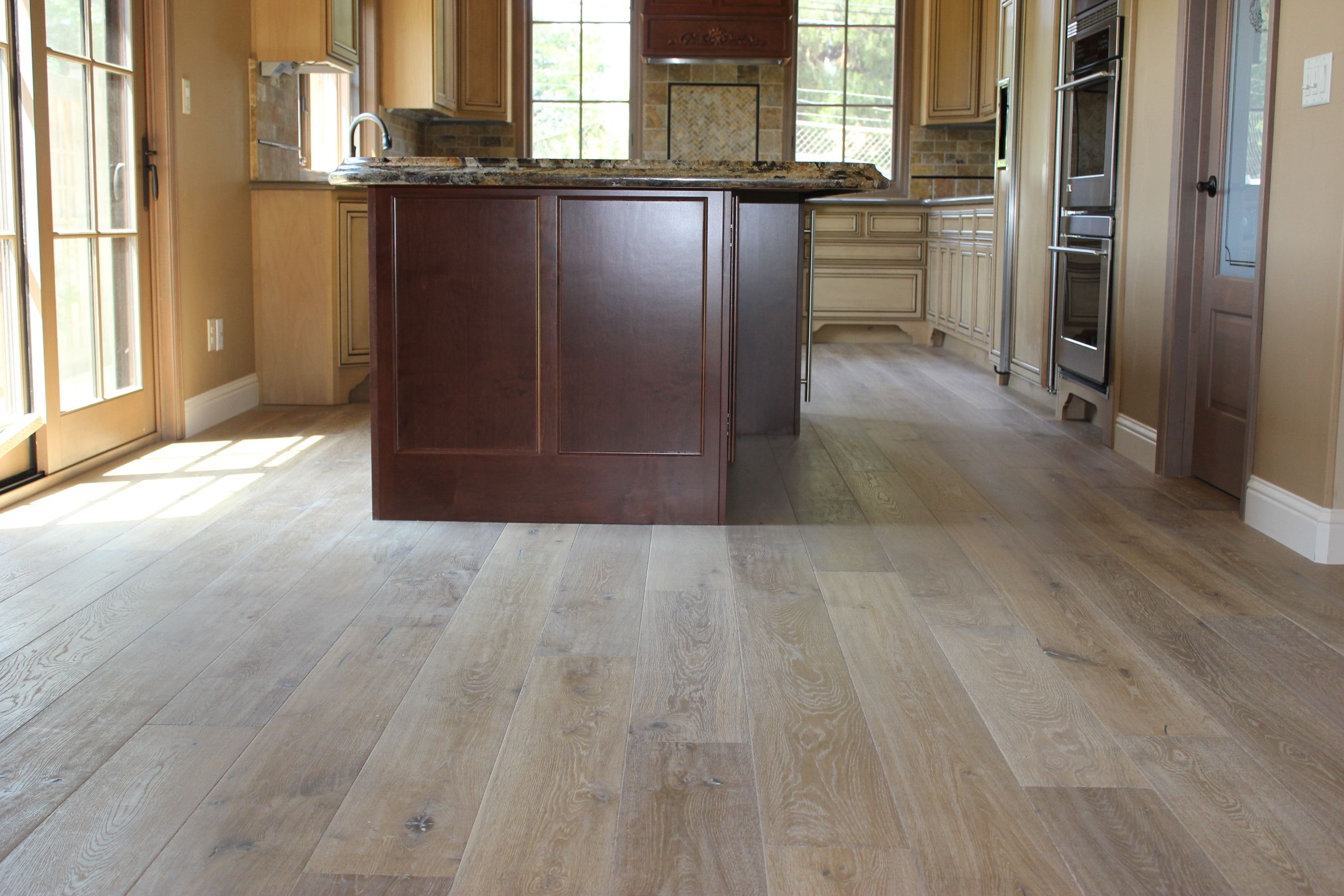 Royal Oak Hardwood, Color: Canewood Installed By Simas.