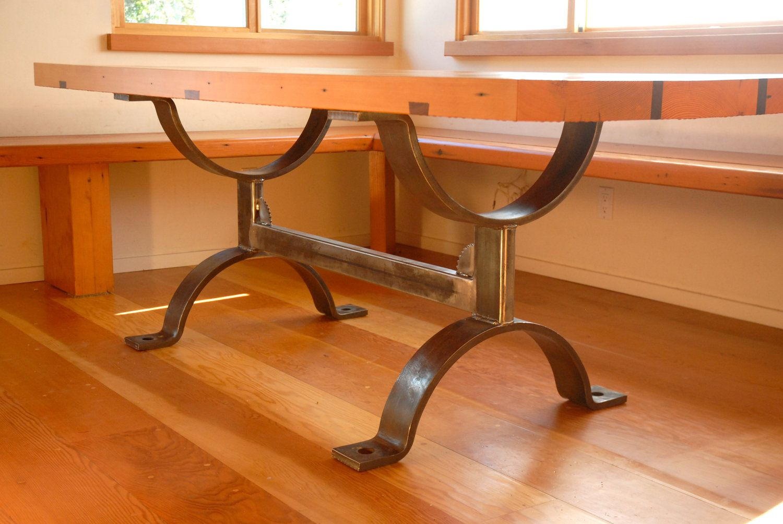 Dining Room Table.. $4,600.00, via Etsy.