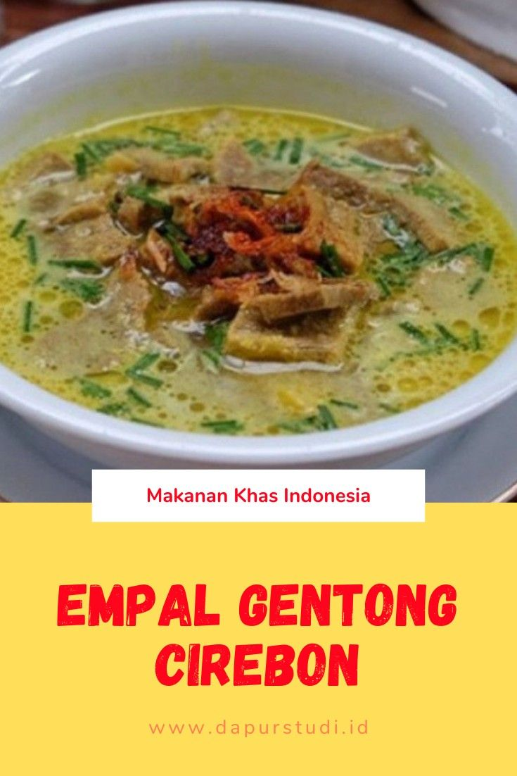 Empal Gentong Cirebon Makan Siang Resep Masakan Makanan