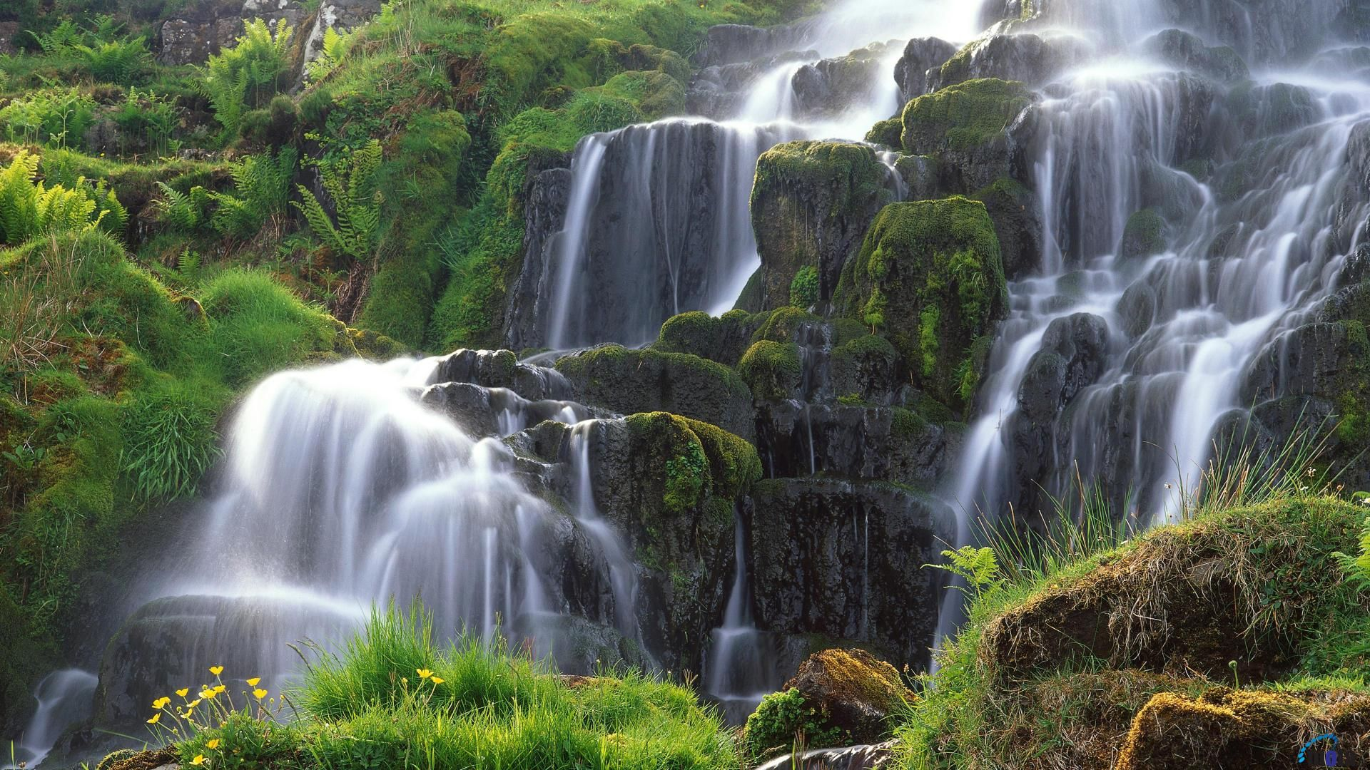 Hd Waterfall Wallpapers 1080p