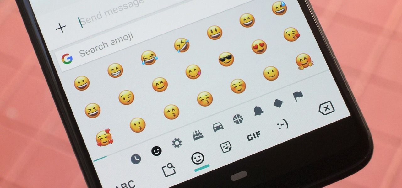 How To Get Ios 12 1 S New Emojis On Any Android Phone Iphone Emojis On Android Simple App Android Phone
