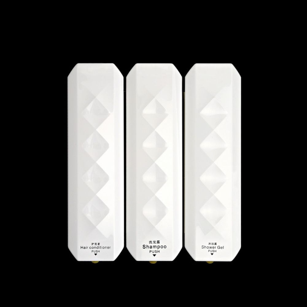 Luxury Wall Mounted Bathroom Shower Soap Dispensers 500ml 2