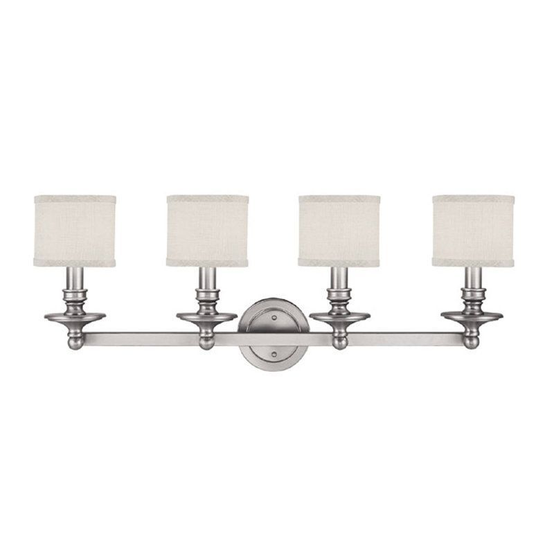 View the Capital Lighting 1239-451 Loft 4 Light Bathroom Vanity ...