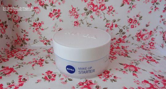 Hodnotenia kozmetiky: Nivea *Makeup Starter* podkladový hydratačný krém