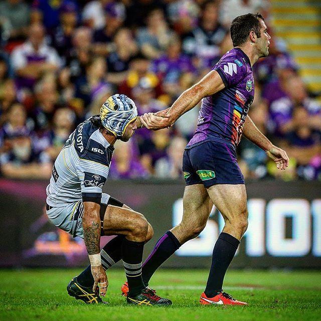 Respect Jthurston06 Cameron9smith Nrl Instagram Rugby Running