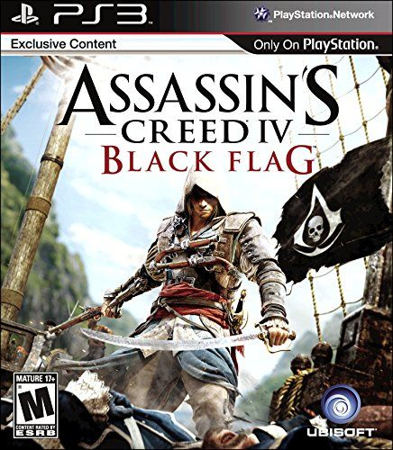 Assassins Creed Iv Black Flag For Playstation3 Want To Know
