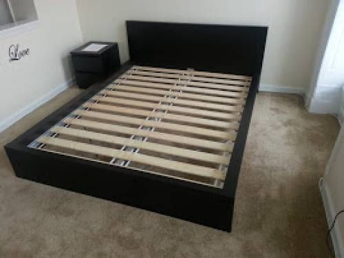 ikea malm bed frame assembled in potomac md by any assembly bed